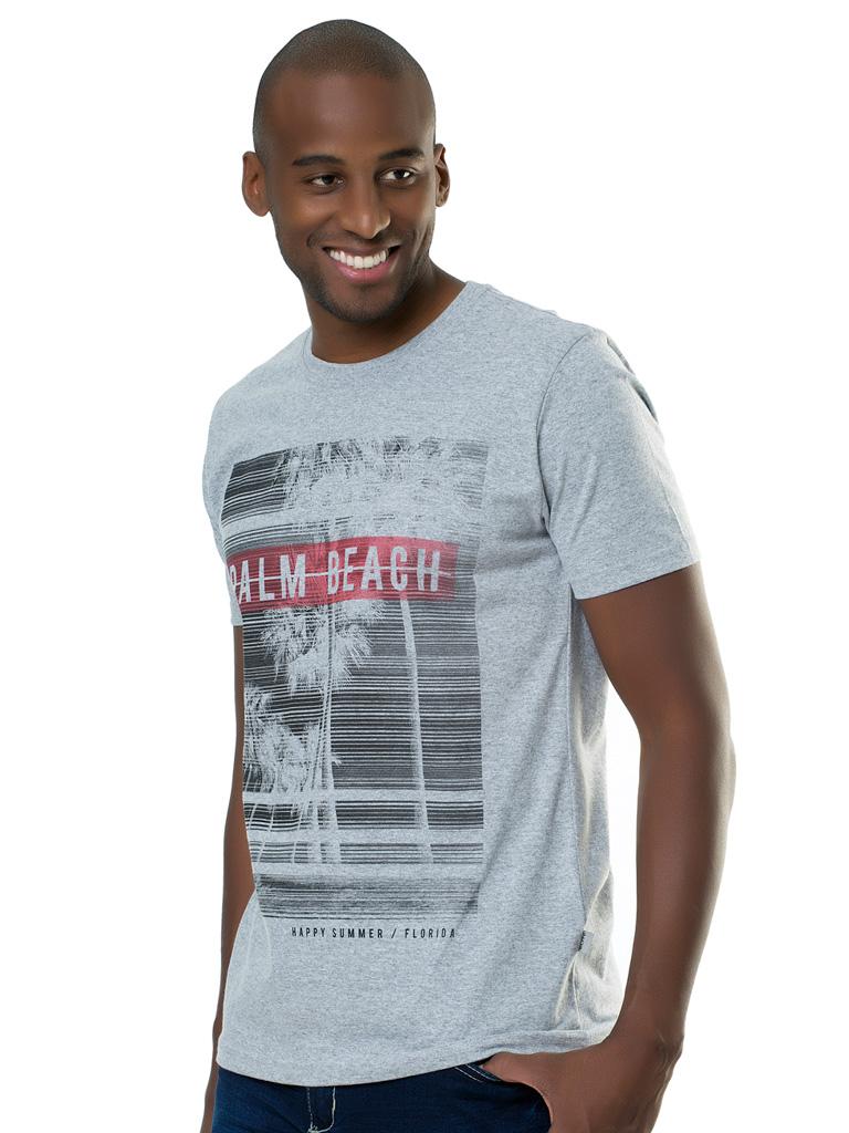 Camiseta Elite Casual Silk Parma