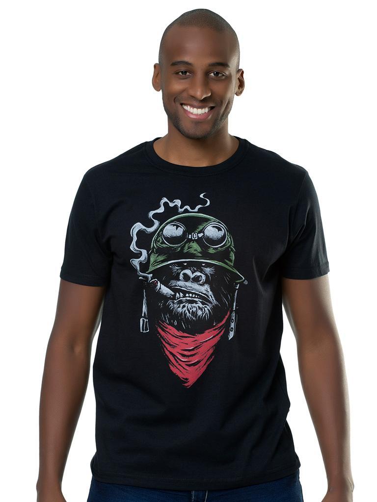 Camiseta Elite Casual Silk Torino