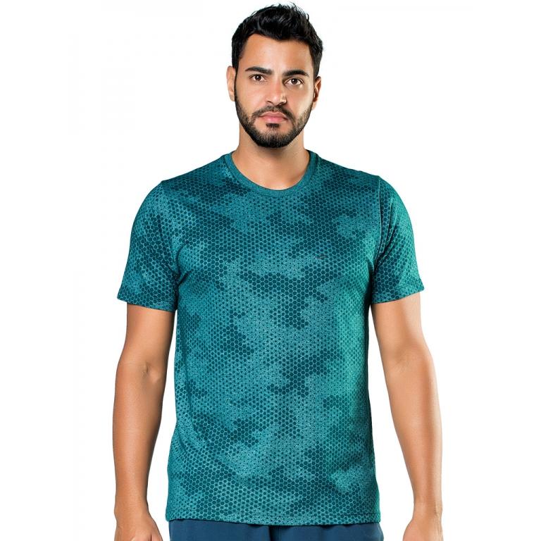 Camiseta Elite Sensation Casual Latina
