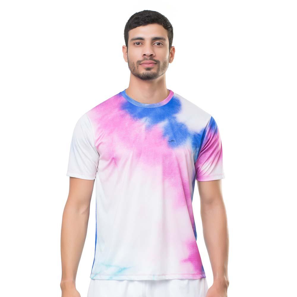 Camiseta Elite Tie Dye Dry Line Esporte Trento