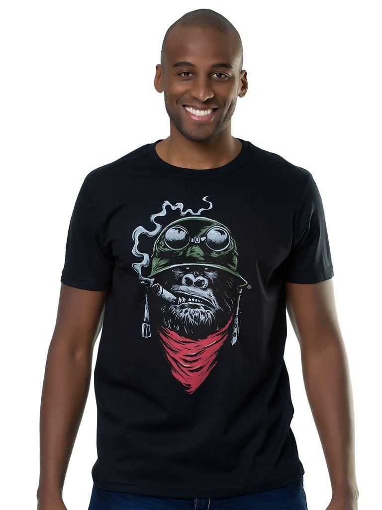 Camiseta Estampada - 135056