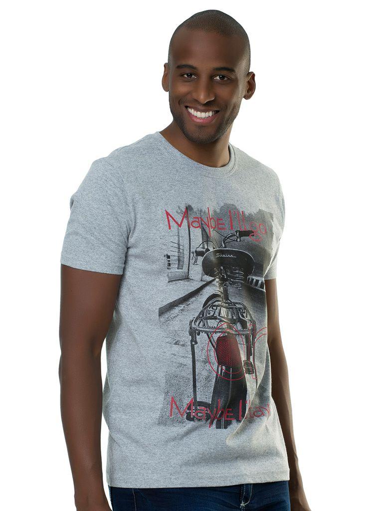 Camiseta Estampada - 135058