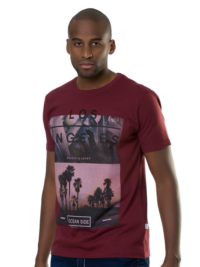 Camiseta Estampada - 135059