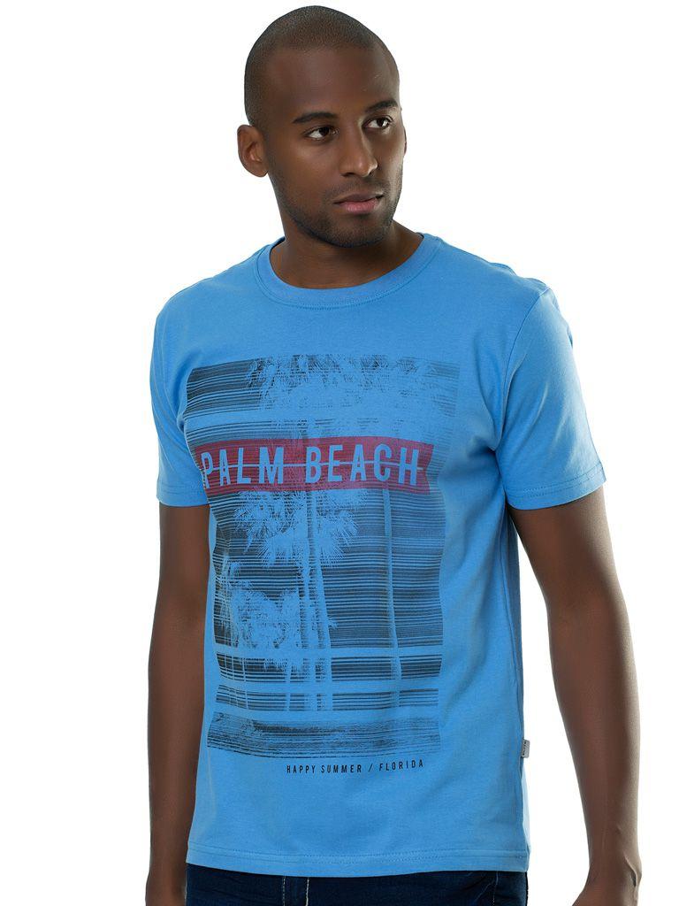 Camiseta Estampada - 135060