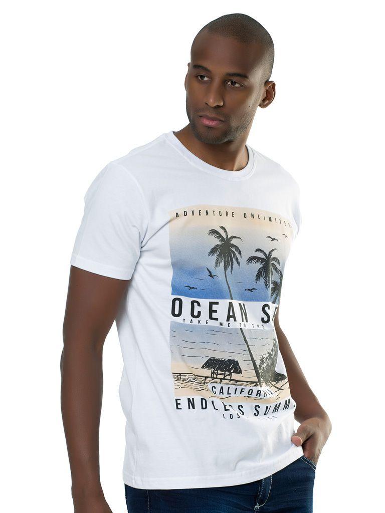 Camiseta Estampada - 135062