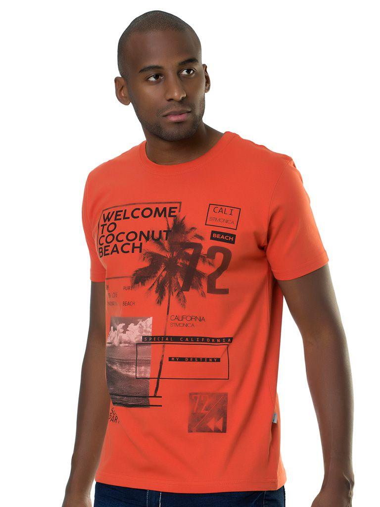 Camiseta Estampada - 135064