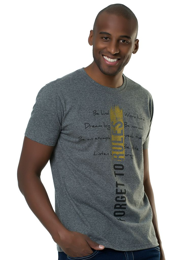 Camiseta Estampada - 135065