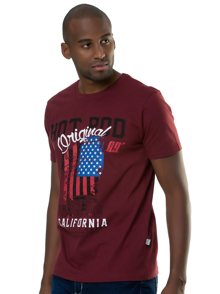 Camiseta Estampada - 135067