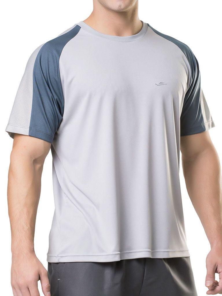 Camiseta Gola Careca - 125783