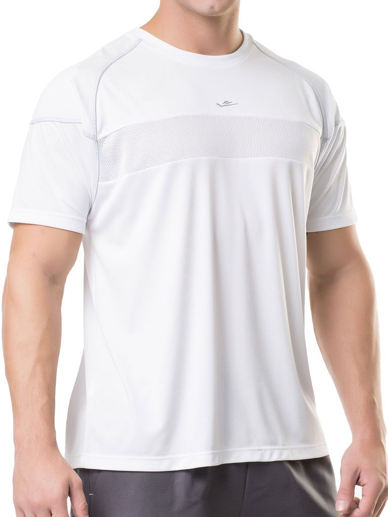 aed5bdb0d1632 Elite Store - Moda fitness e esportiva Camiseta Gola Careca - 125784
