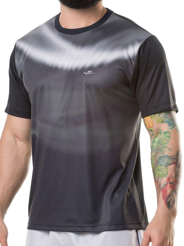 Camiseta Gola Careca - 125785