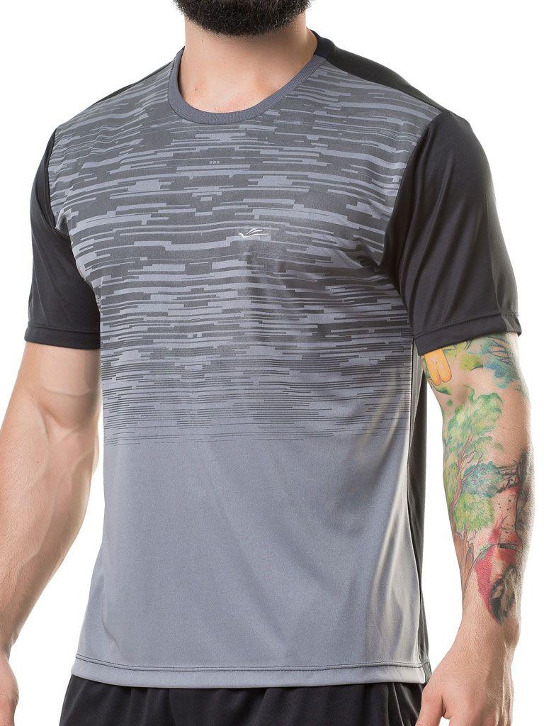 Camiseta Gola Careca - 125794