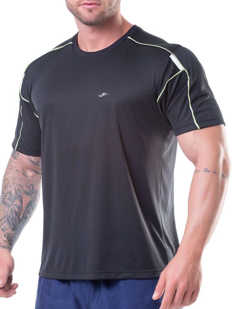 Camiseta Gola Careca - 125840