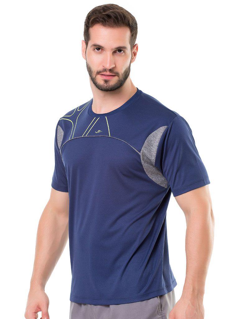 Camiseta Gola Careca - 125861