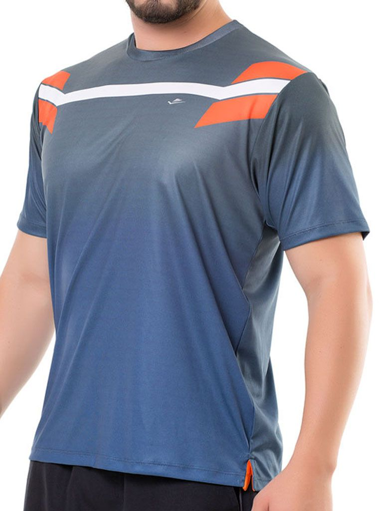 Camiseta Gola Careca - 125876