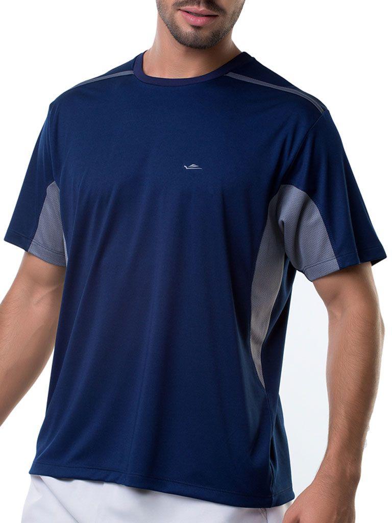 Camiseta Gola Careca - 125911