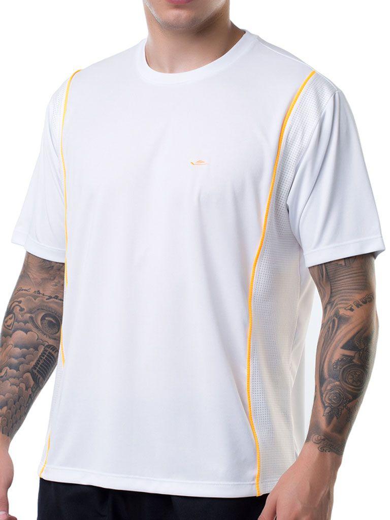 Camiseta Gola Careca - 125921