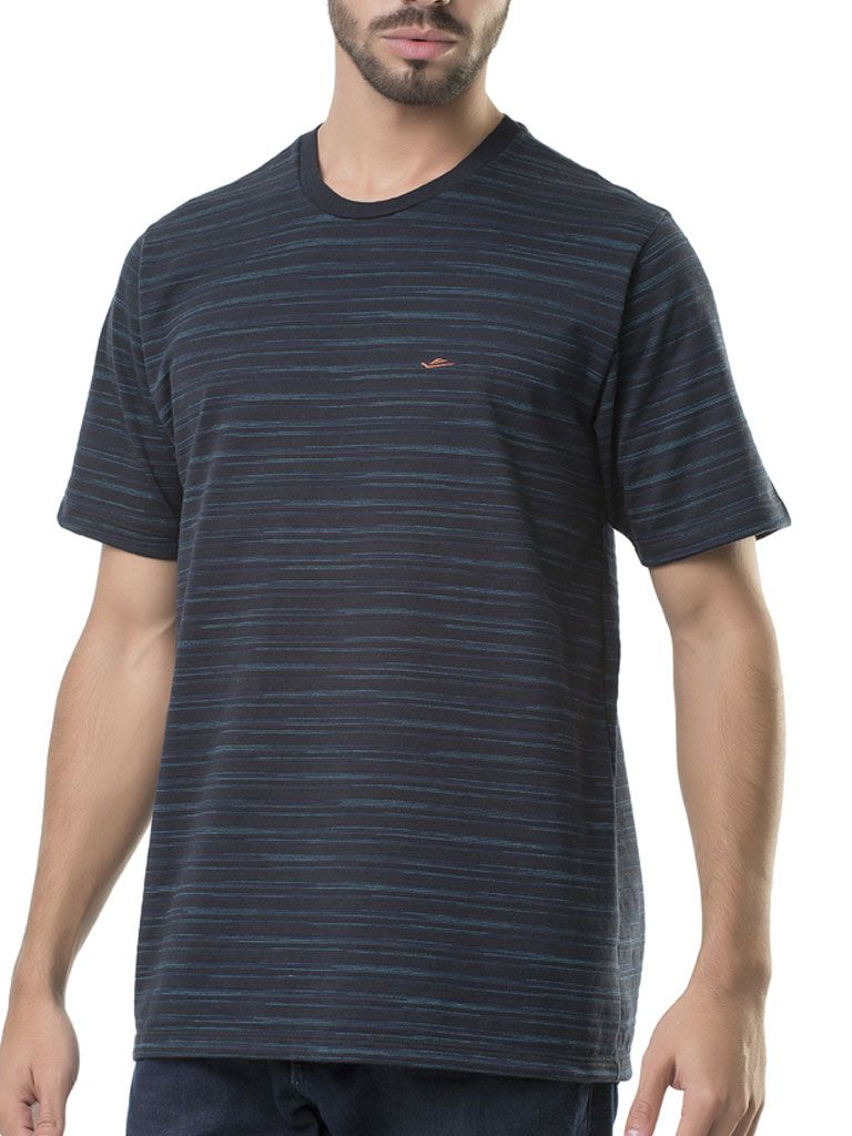 Camiseta Gola Careca - 135012