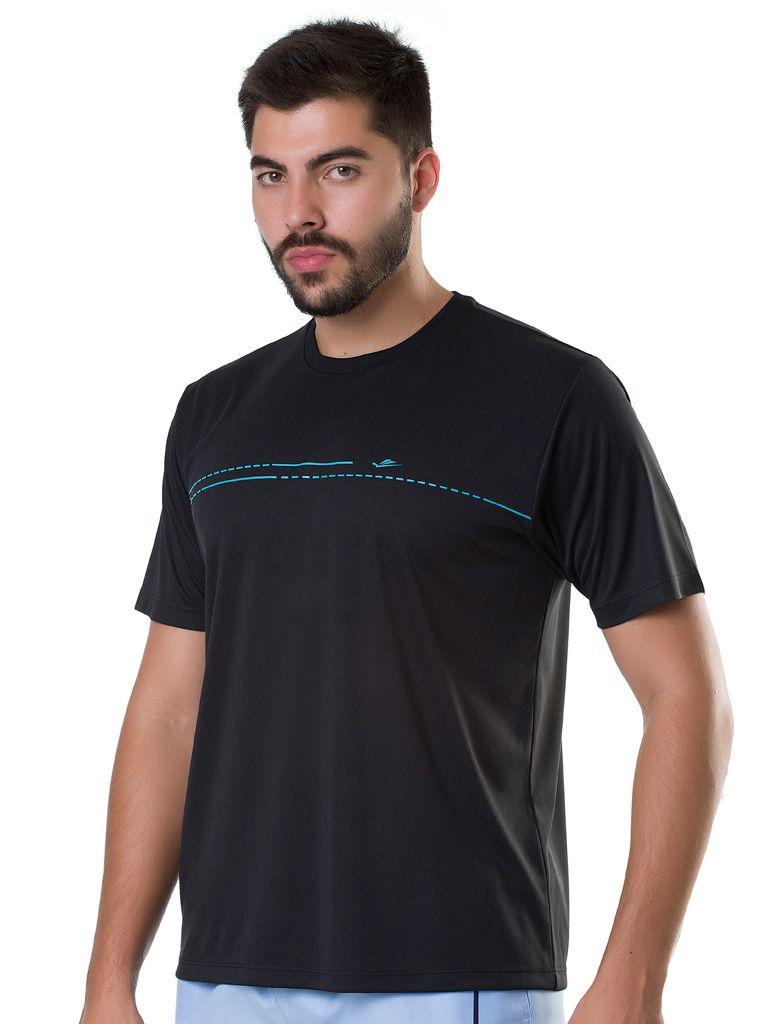 Camiseta Gola Careca - 135031