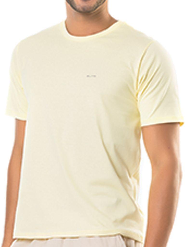 Camiseta Gola Careca - 25261