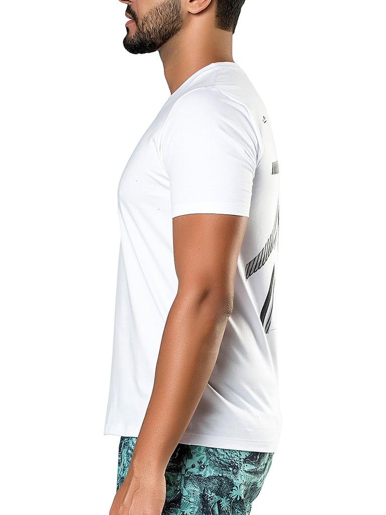 Camiseta Gola Careca Elite 135128