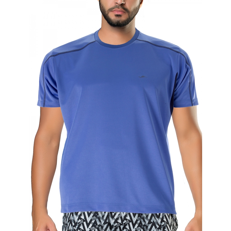 Camiseta Gola Careca Elite Sports Wear 135086