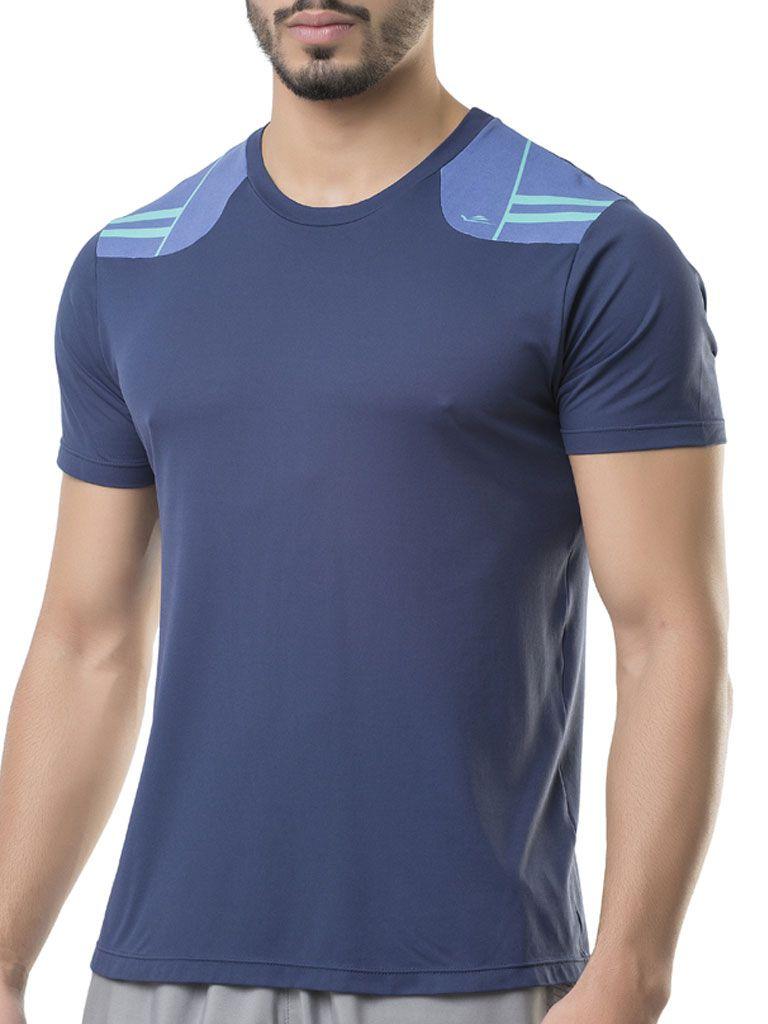 Camiseta Gola Careca Running - 125993