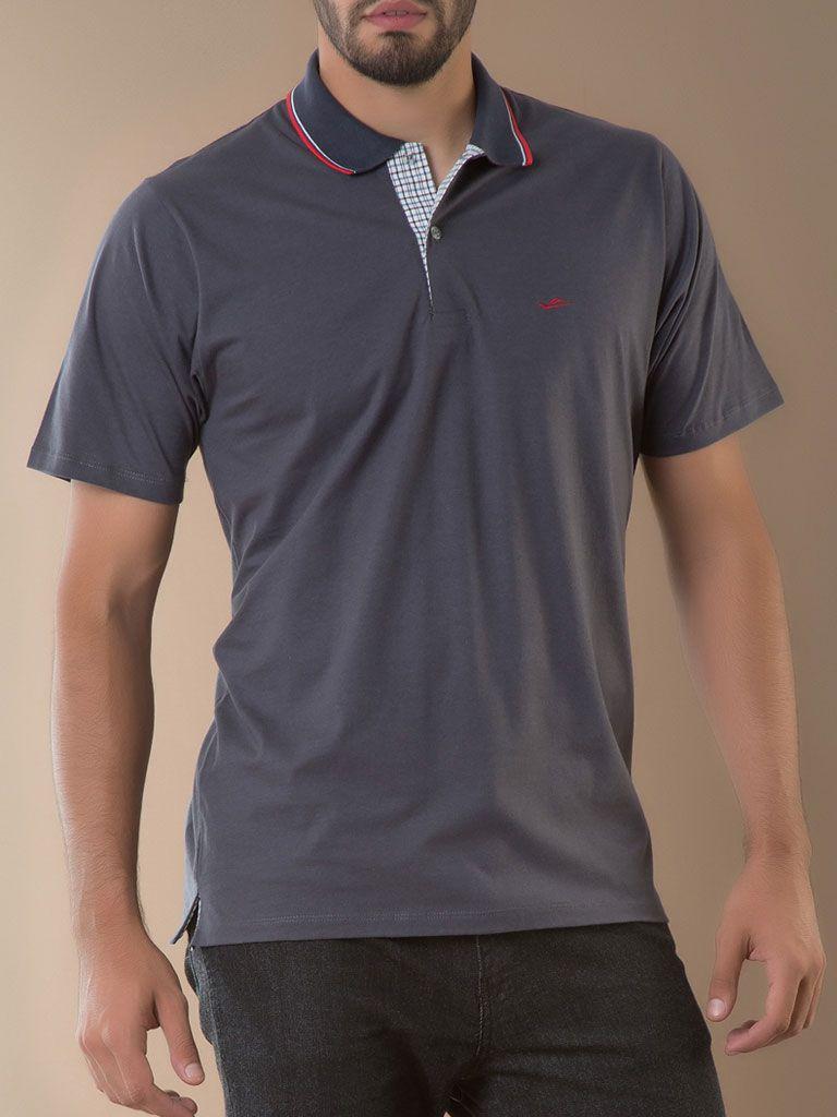 Camiseta Gola Polo  - 125195