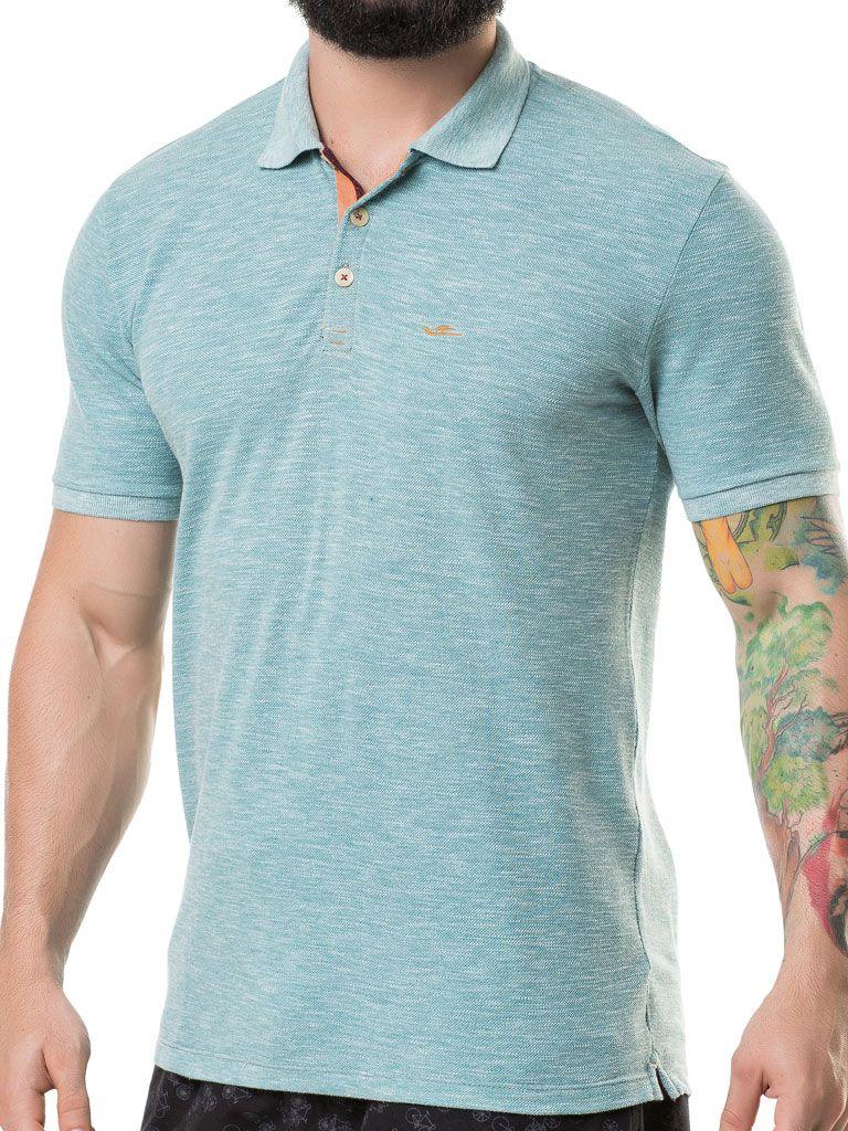 Camiseta Gola Polo - 125763