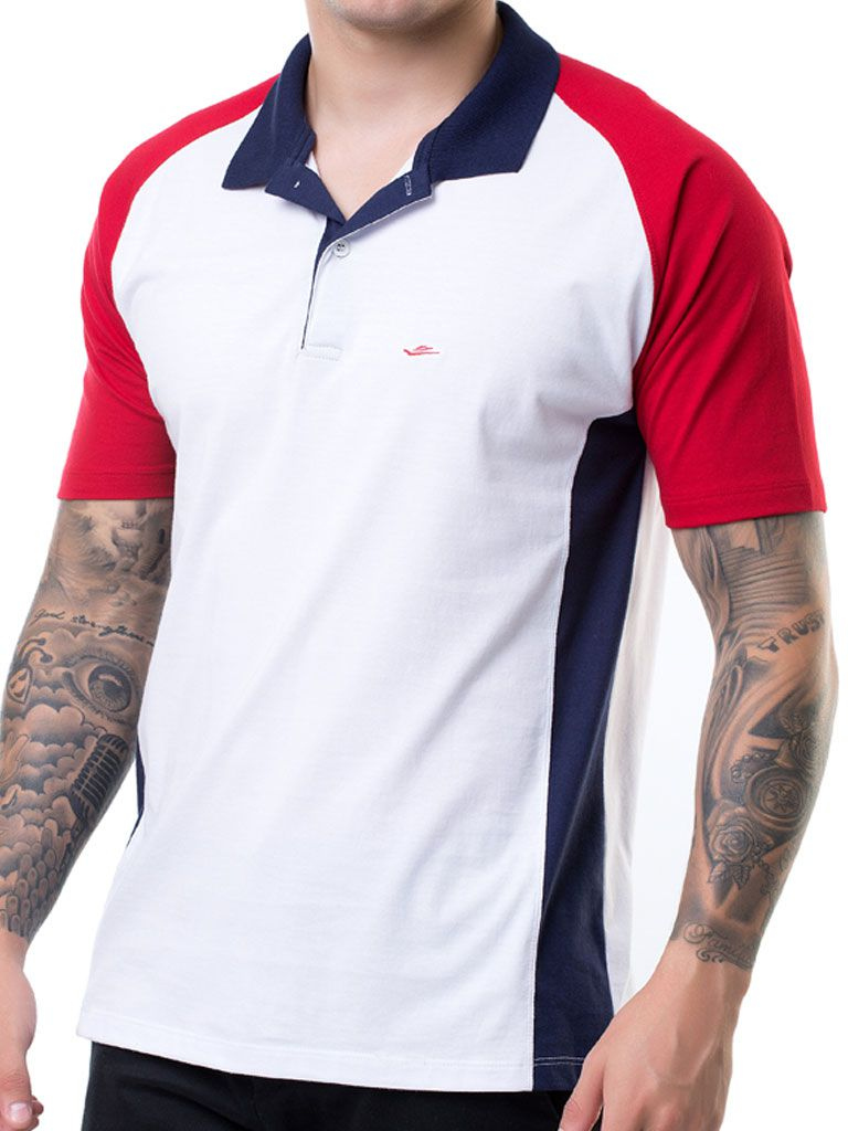Camiseta Gola Polo  - 125945
