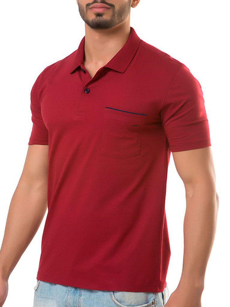 Camiseta Gola Polo  - 135020