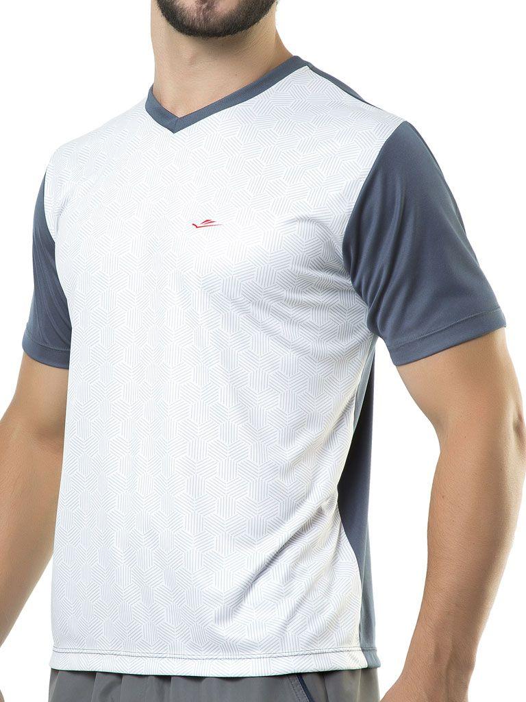 9e346b7982 Elite Store - Moda fitness e esportiva Camiseta Gola V - 125731
