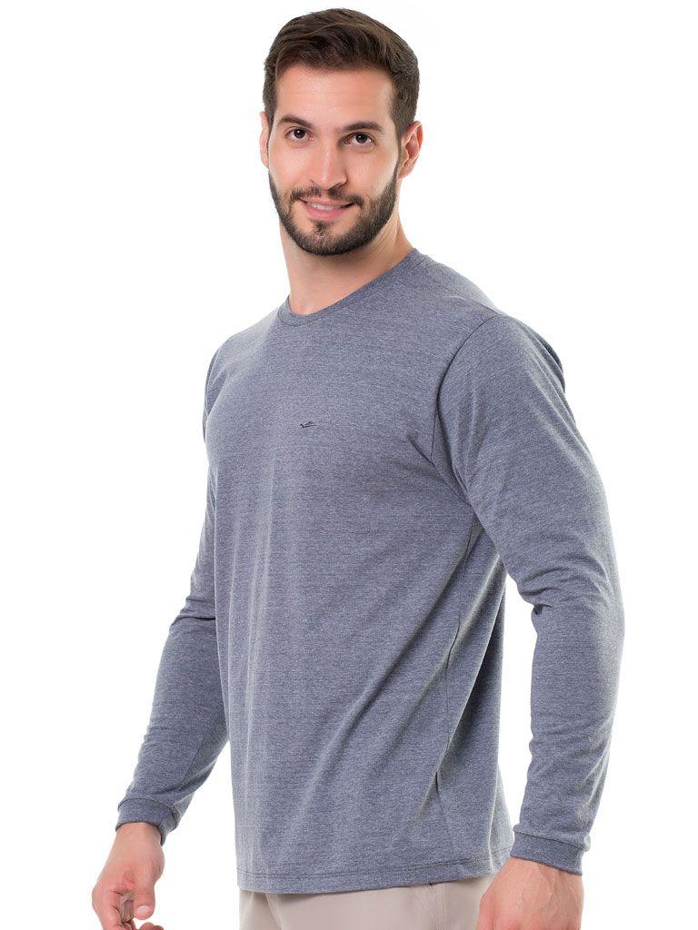 Camiseta Manga Longa - 125889
