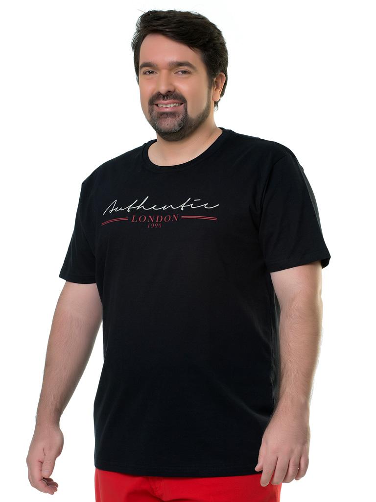 Camiseta Plus Size Elite Casual Silk Caserta