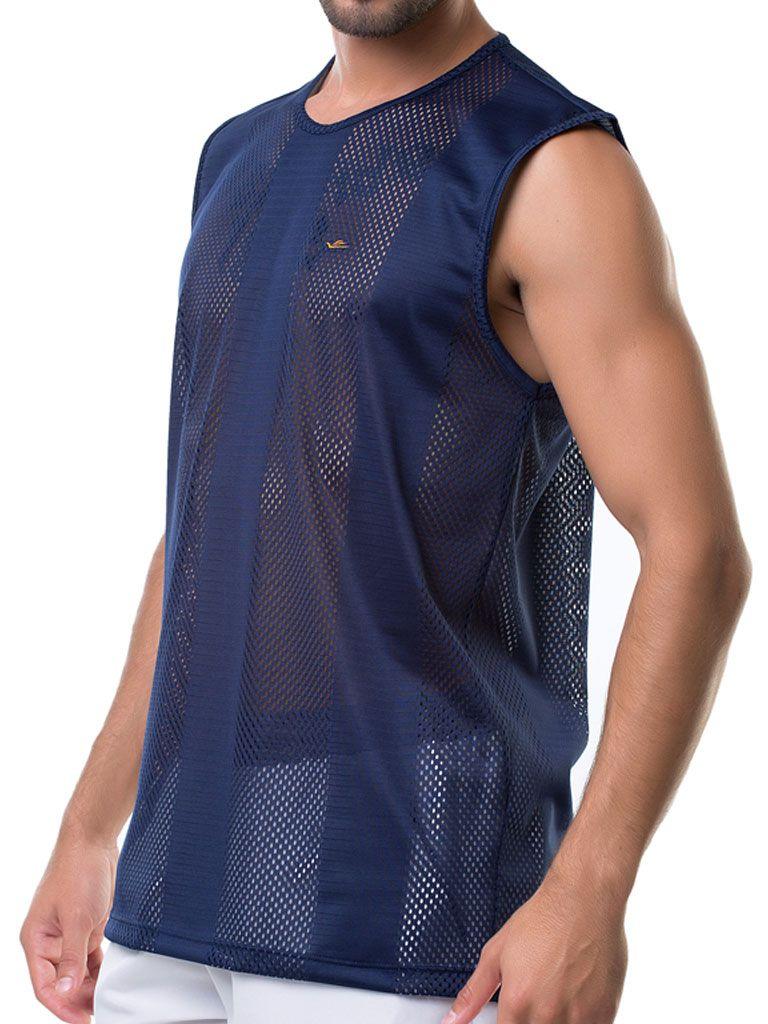 Camiseta Regata (estilo basquete) - 125927
