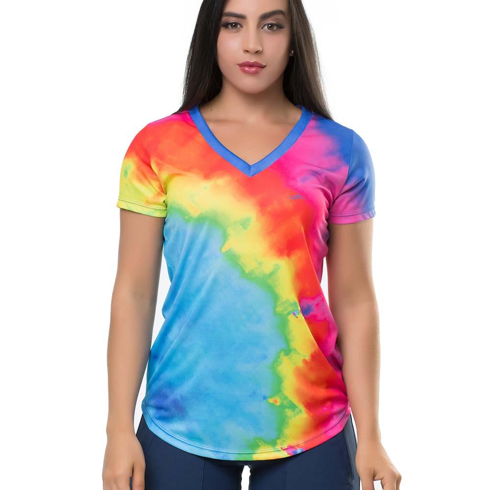 Camiseta Running Elite Tie Dye 135174