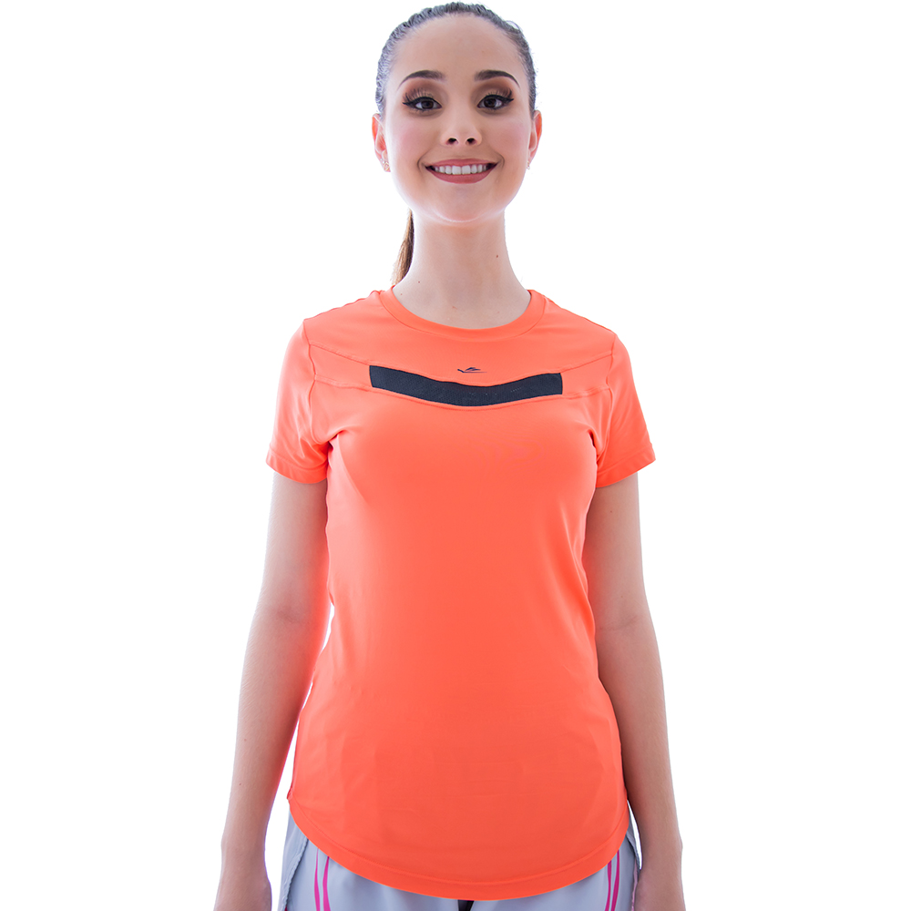 Camiseta Running Feminina Elite