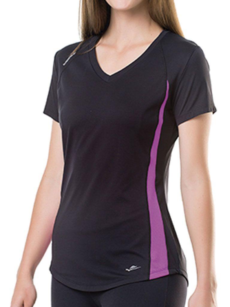 Camiseta Running Gola V - 125807