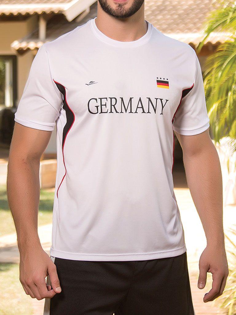 Camiseta Temática Alemanha - 125708