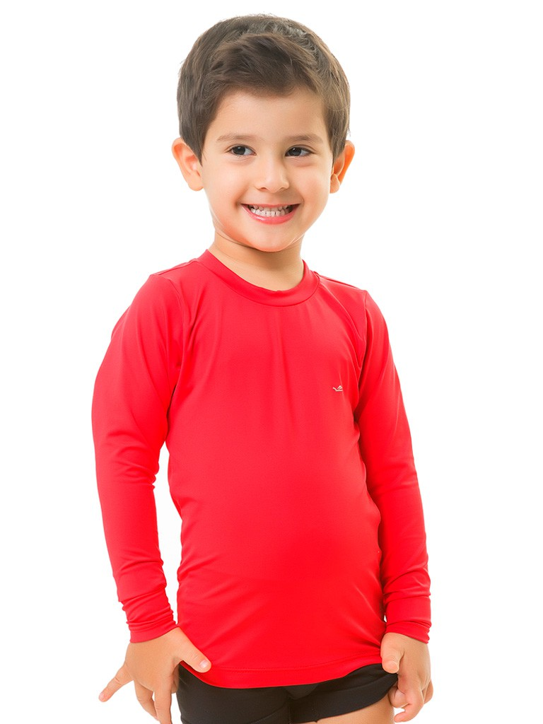Camiseta Térmica Infantil - 125490
