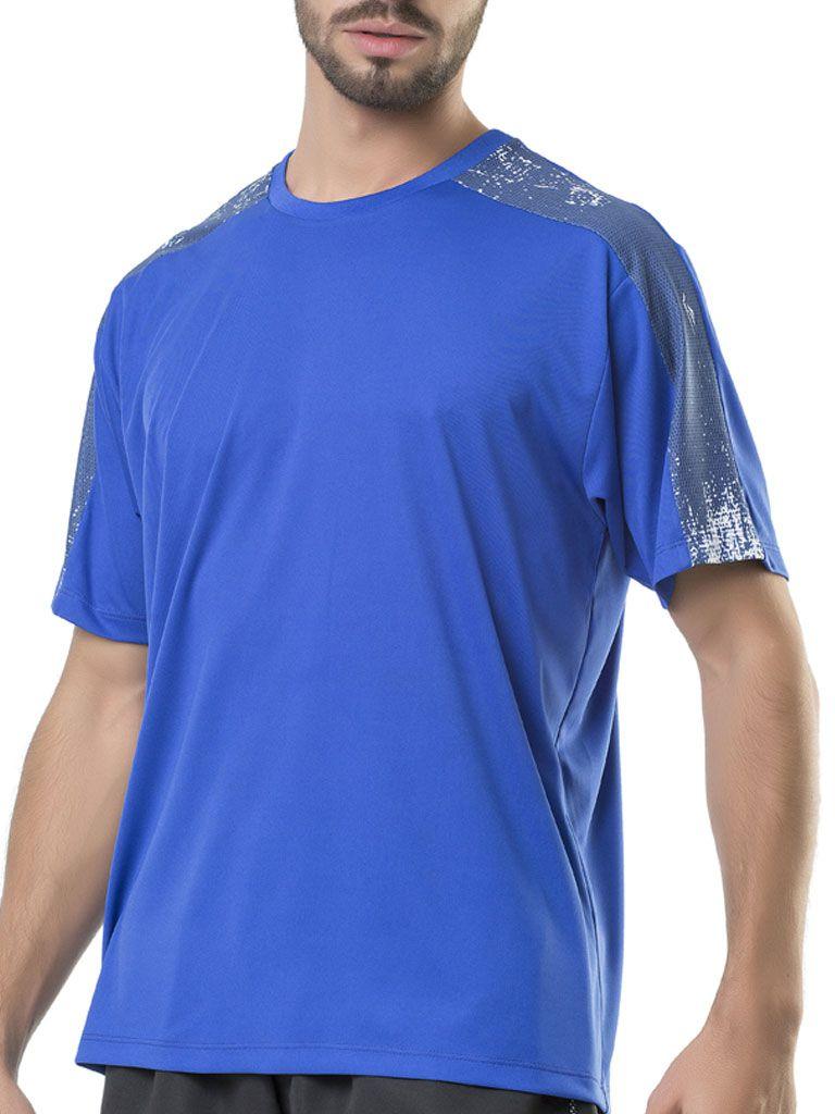 Camiseta Gola Careca - 125992