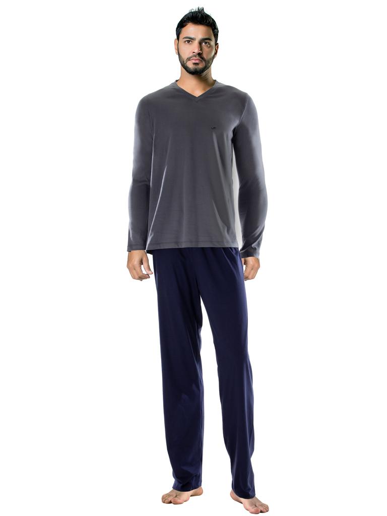 Pijama Longo Elite Casual