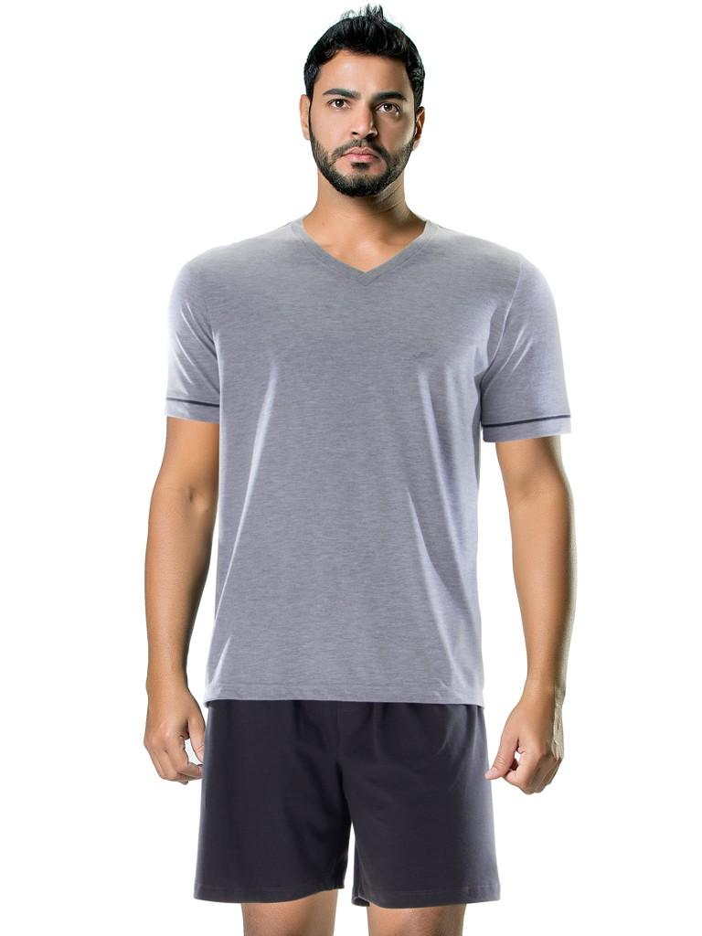 Pijama Masculino Curto - 12023