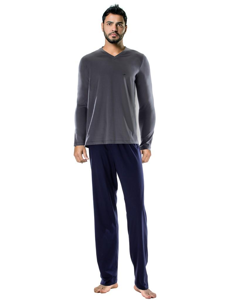 Pijama Masculino Longo - 12024