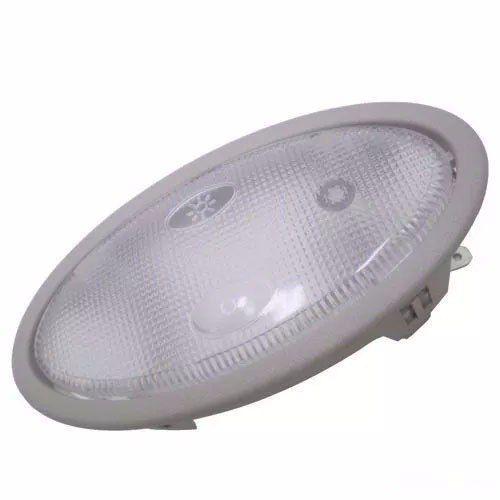 Lanterna Luz Teto Prisma 2005 2006 2007 2008 2009 2010 Cinza