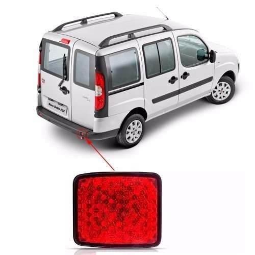 Refletor Lanterna Parachoque Traseiro Fiat Doblo 2010 À 2014