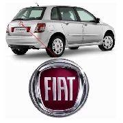 Emblema Traseiro Porta Malas Tampa Fiat Stilo 2008 2009 2010