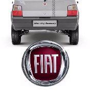 Emblema Fiat Uno Stilo Palio Modelo 2008 Porta Malas Tampa