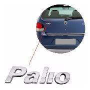 Emblema Traseiro Palio 2004 2005 2006 2007 2008 2009 2010