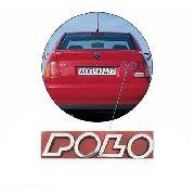 Emblema Mala Traseira Polo Classic 1997 1998 1999 2000 2001